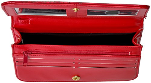 Body Buxton Mini Cross Nile Red Bag 1nqCZw8n