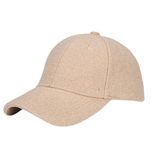 Baseball Golf Cap,Fulijie Stylish Unisex Classic Adjustable Unique Beautiful Well Crafted Fastner Suede Shade Visor Sun Hat ()