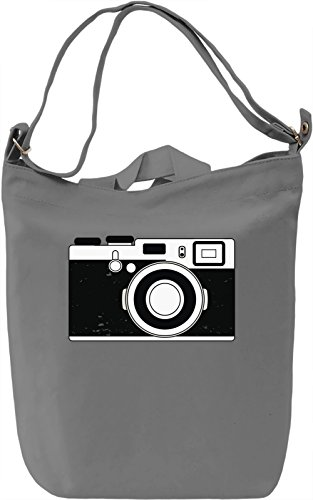 Camera Borsa Giornaliera Canvas Canvas Day Bag| 100% Premium Cotton Canvas| DTG Printing|
