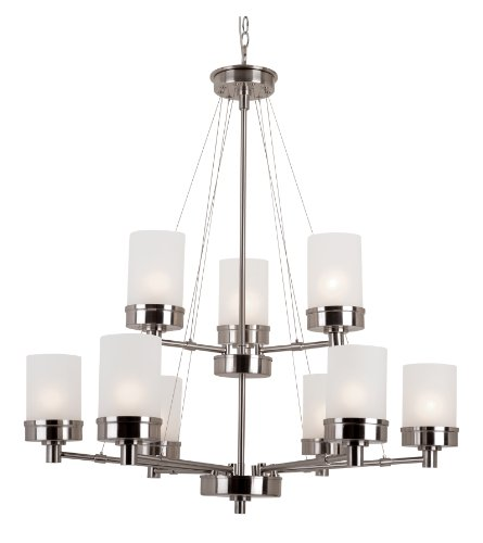 Trans Globe Lighting 70339 BN Indoor Fusion 32