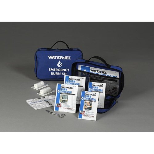 Water Jel Technologies 2300 Emergency Soft-Sided Burn Kit, Large