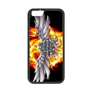 iPhone 6 Plus 5.5 Harley-Davidson pattern design Phone Case HHL13DVSJ39722