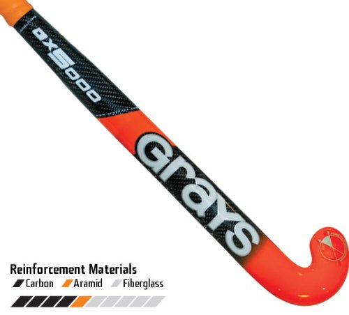 Grays GX5000 Outdoor Field Hockey Stick (36 Inches)
