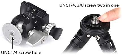 Marsace MT-02 - Juego de trípode para cámara réflex Digital de ...