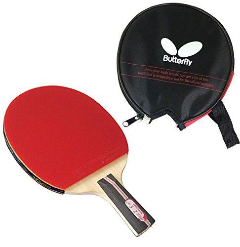Butterfly 302CS Penhold Tavolo Racchetta da Tennis B302CS