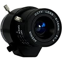 Linemak Auto Iris Lens Focal Lenght 6-15mm, Aperture F1.4, Mount CS/DC, Image Format 1/3, Angle 53°-17° for CCTV products