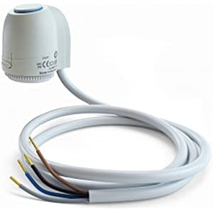 Thermostatic Actuator (Zone Valve) 2-wire - - Amazon.com on