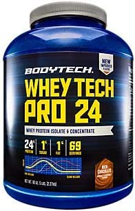 Whey Tech Pro 24 Protein Powder Protein Enzyme Blend