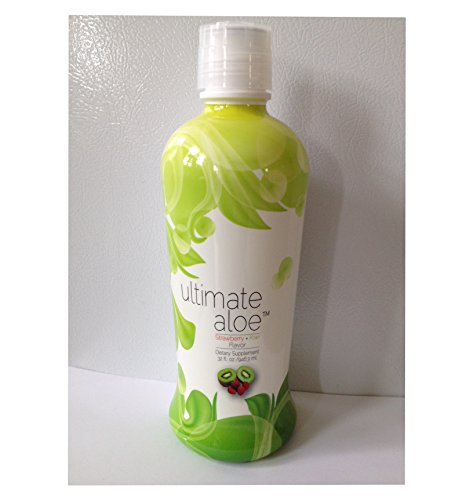Ultimate Aloe Juice - Strawberry Kiwi