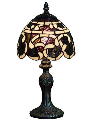 04 Tiffany Ceiling Lamp - 8