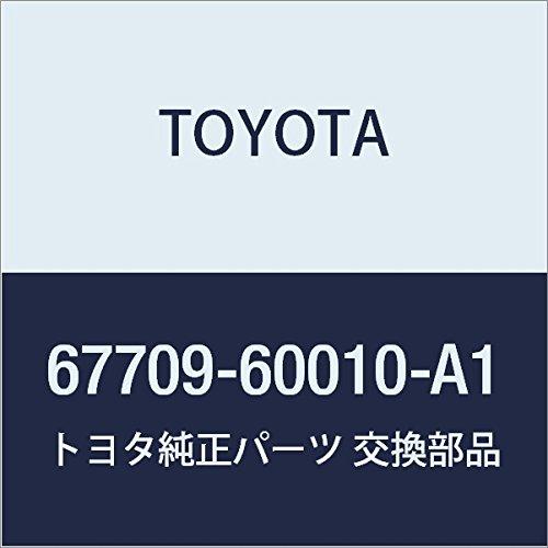 Toyota 67709-60010-A1 Speaker Door Grille