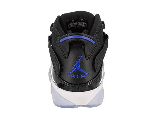 bianco blu 6 Jordan Scarpe Rings Nero wY4Fgq