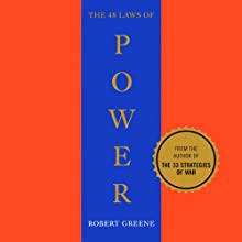 The 48 Laws of Power Audiobook by Robert Greene Narrated by Don Leslie