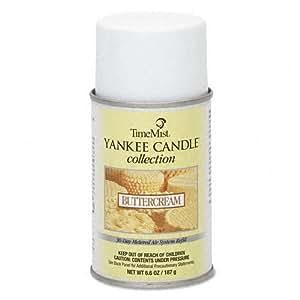 Yankee Candle Buttercream Air Freshener Refill - 6.6 Oz