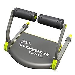 Wonder Core Smart Fitness Equipment, Blackgreen