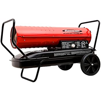 Amazon Com 70 000 Btu Kerosene Forced Air Heater With