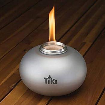 "Amazon.com : TIKI Brand 6"" Clean Burn Glass Pearl of the ..."