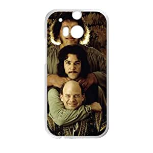 Inigo Montoya Princess Bride HTC One M8 Cell Phone Case White JU0058788