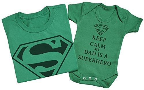 Niño Hero My E Hijos Camiseta Padres Ii Dads A Charcoal Regalo Hombre Y Keep De Super Calm Gris Para xXC4qc6w
