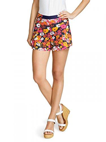 (Draper James Women's Darlin' Daisy Sailor Short, Size)
