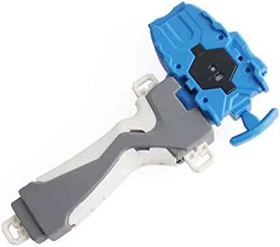 Launcher and Grip, Battling Top Burst Starter String Launcher, Strong Spining Top Toys Accessories(Blue)
