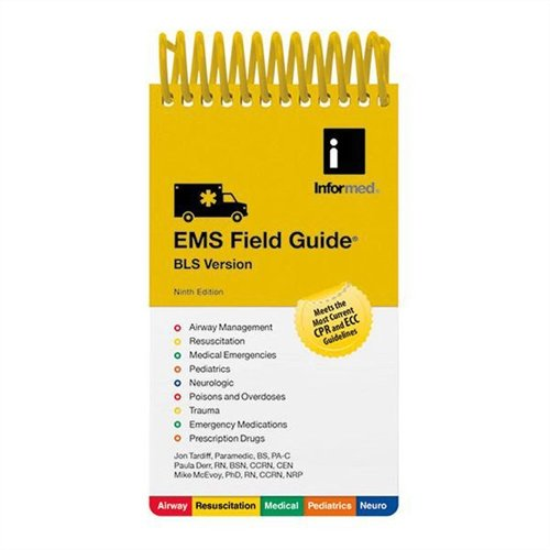 Emt Pocket - EMS Field Guide, BLS Version