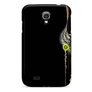Awesome RPM2351-fAy LESH Defender Tpu Hard Case Cover For Galaxy S4- Spawn
