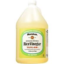 Marukan Rice Vinegar Unseasoned, 1-Gallon Jars