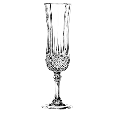Longchamp Glassware, Set of 4 Diamax Champagne Flutes