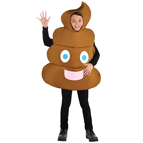 Poop Costumes (Pooper Child Costume - One Size)