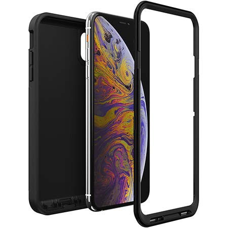Great GSA Otter-Box Pursuit Series Case for iPhone Xs Max Retail Packaging Black