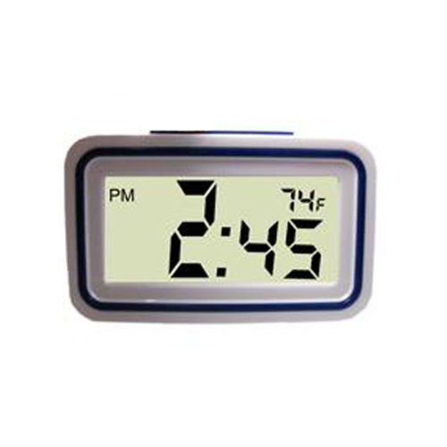 Talking Digital Alarm Clock and Temperature *Great for the Blind/Low Vision*