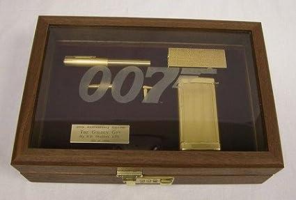 Collectors gallery: factory entertainment james bond golden gun le.