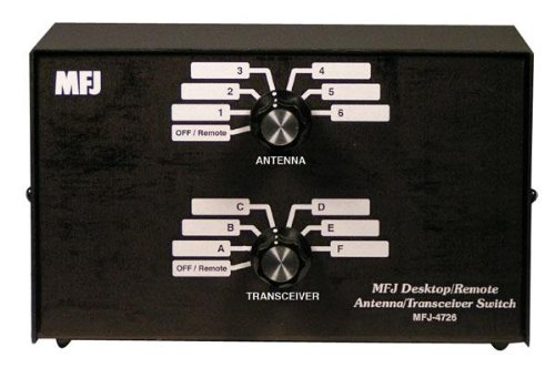 Mfj Antenna Switch - 7