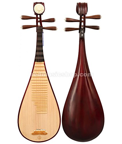 Quality Xinghai Pipa, Chinese Pipa Lute by Xinghai