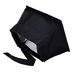Neewer 5.9x6.7 inches/15x17 centimeters Camera Collapsible Diffuser Mini Softbox for CN-160, CN-126 and CN-216 LED Light