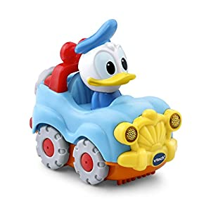 VTech Go! Go! Smart Wheels – Disney Donald Duck SUV