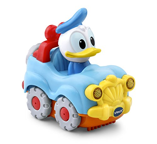 VTech Go! Go! Smart Wheels Donald Duck SUV