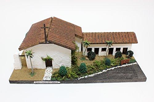 California Mission Model Kit Nuestra Senora De La Soledad