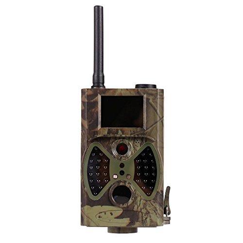 屋外のhc-300m 2インチ液晶デジタルカメラをhdビデオスカウト赤外線12 mp mms gprs B07D9N1WS1