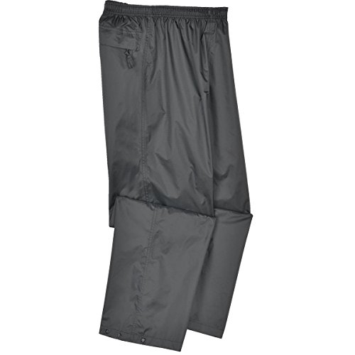 GEMPLER'S 214443 Packable Rip-Stop Waterproof Breathable Rain Pants with Pocket, Size Medium by Gempler's