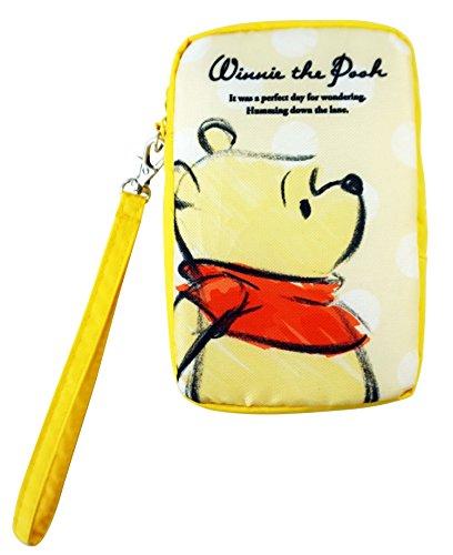 (King digital camera pouch Pooh dot DN-1001F )