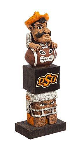 Evergreen NCAA Oklahoma State Cowboys Tiki (Oklahoma State Cowboys Figurine)