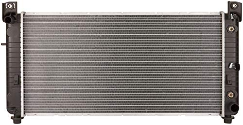 Spectra Premium CU2423 Complete Radiator for General Motors ()