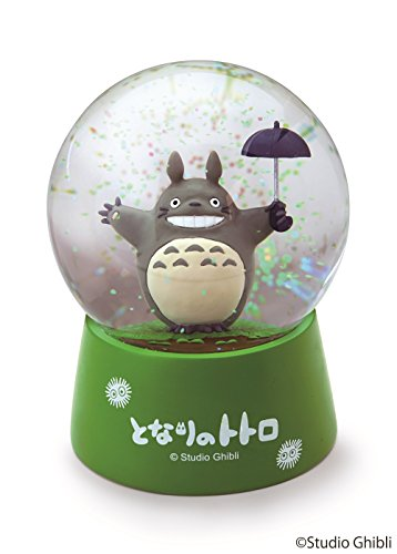 Sekiguchi Studio Ghibli My Neighbor Totoro Snow Dome Big Totoro with Umbrella 589869 ()