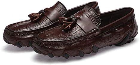ローファー メンズ スリッポン カジュアル兼用 ビジネスシューズ カジュアルシューズ 大きいサイズ 短靴 紐なし 運転 お出かけ 男性用 滑りにくい 耐摩耗性 紳士靴 春夏 幅広 スニーカー 革靴 彼氏 プレゼント