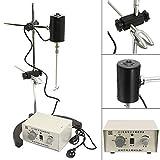 3000rpm Dual Control Mixer 100W Electric Lab Mixer Overhead Stirrer Adjustable Churn Stir Machine Blenders Laboratory Stirrer