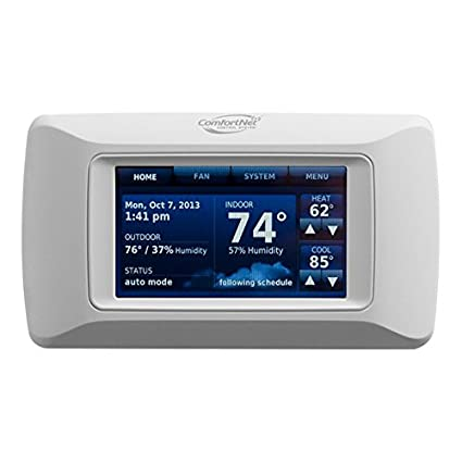 Goodman ComfortNet Communicating Touchscreen Programmable Thermostat Control System