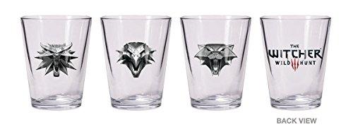 Dark Horse Deluxe The Witcher 3: Wild Hunt: Shot Glass Set