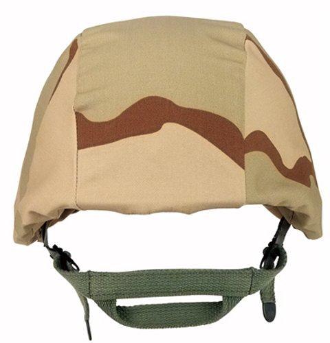 (9355 Camo Helmet Cover (Woodland Camo))
